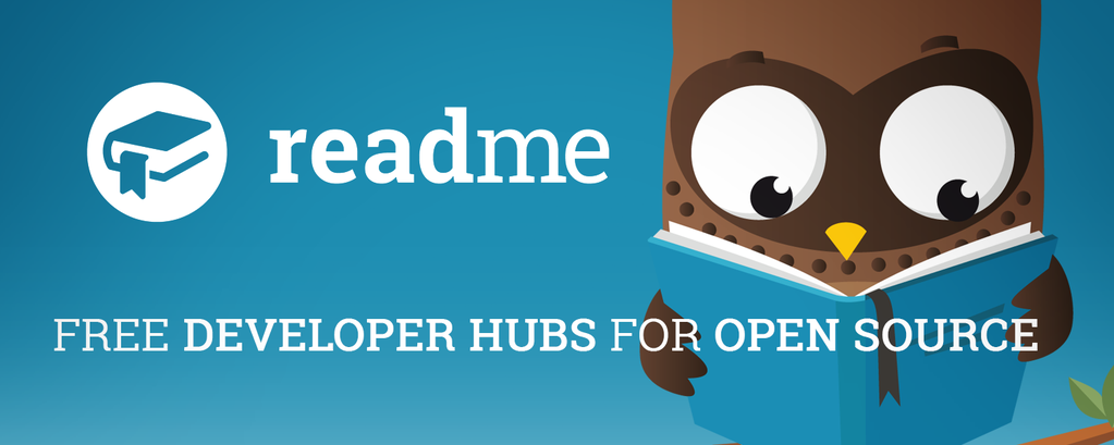 Readme.io Slogan